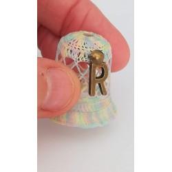 """Dé alphabet lettre """"R"""""""