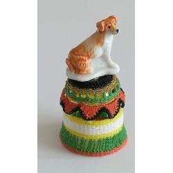 Thimble- Le chien marron et...