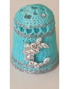 Bijoux fantaisie-perles-rubans